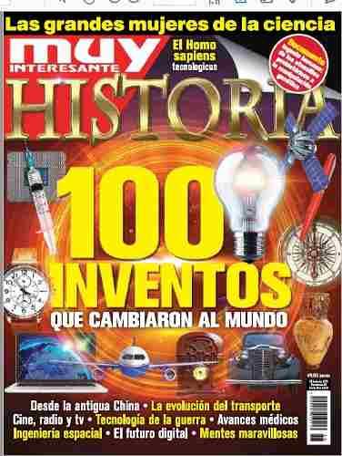 D Muy Interesante Historia -  Inventos Que Cambiaron