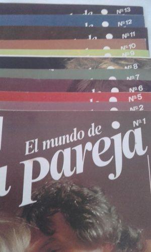 Fascículos Vol 1 El Mundo De La Pareja, Editorial Planeta.