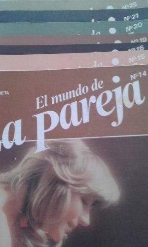 Fascículos Vol 2 El Mundo De La Pareja. Editorial Planeta