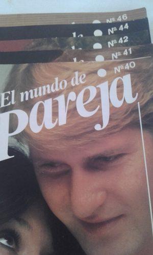 Fascículos Vol. 4 El Mundo De La Pareja. Editorial Planeta.