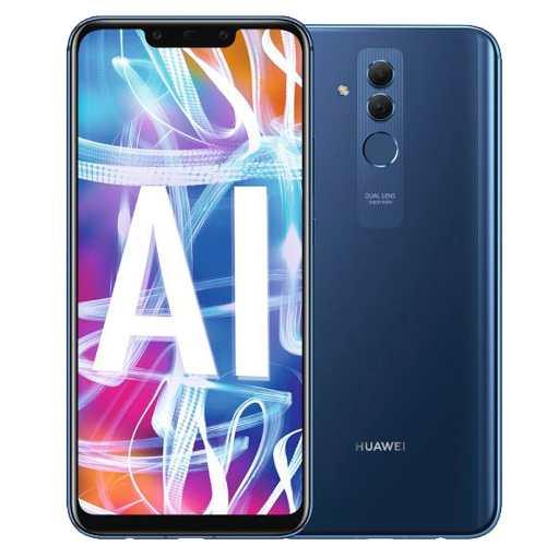 Huawei Mate 20 Lite 4gb 64gb 24mp 20mp Dual S Octa Core Bagc