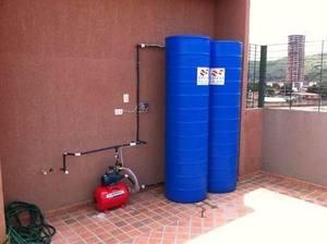 Instalacion reparacion de tanques de agua en Caracas