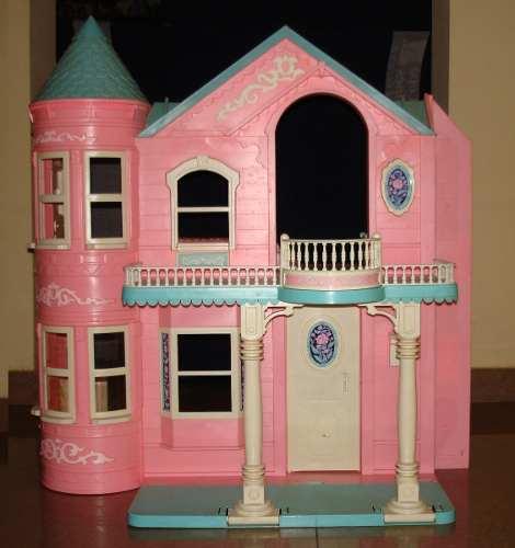 Mansion De La Barbie Con Ascensor Casa De Los Sueños