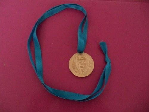 Medallas Deportivas Oro, Plata Y Bronce
