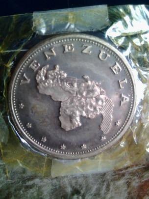 Moneda De Colección Venezuela