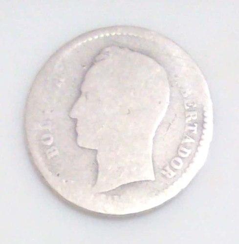 Moneda Venezolana De Colección, Año