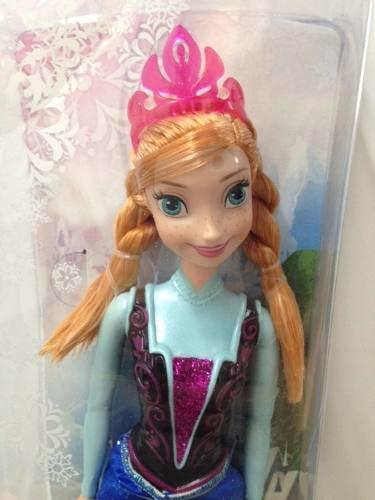Muñeca Frozen De Disney 30 Cm Original Mattel Serie