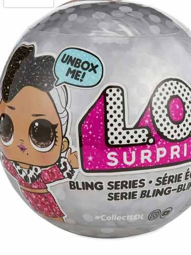 Muñeca Lol Surprise Bling Series