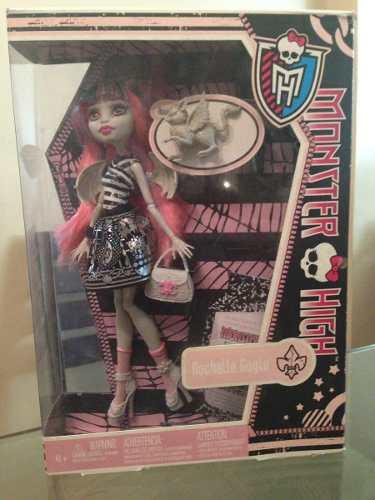 Muñeca Monster High Rochelle Goyle 100%original Mattel