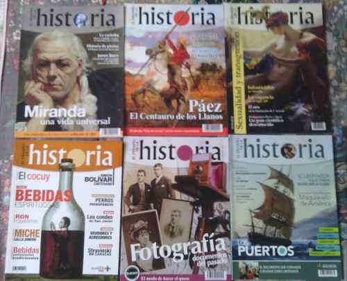 Oferta Lote De 30 Revista El Desafió De La Historia Nueva