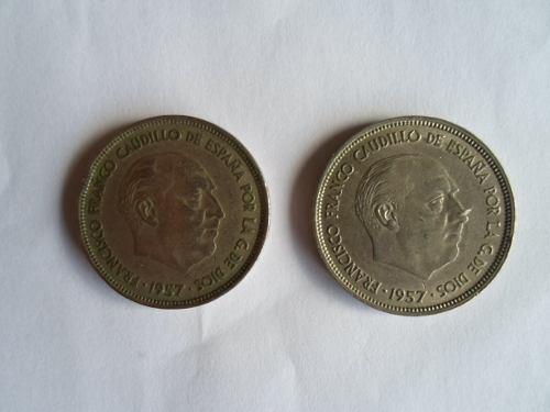 Pesetas Monedas Antiguas Españolas