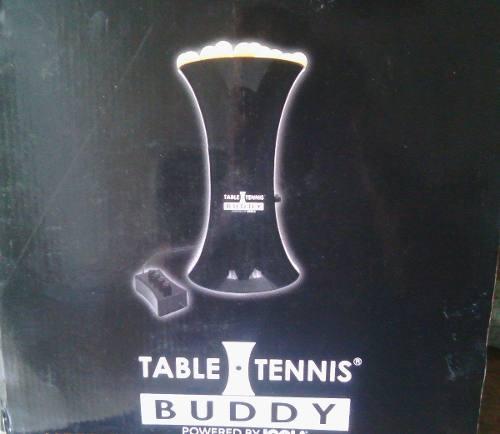 Robot Lanza Pelotas Tenis De Mesa