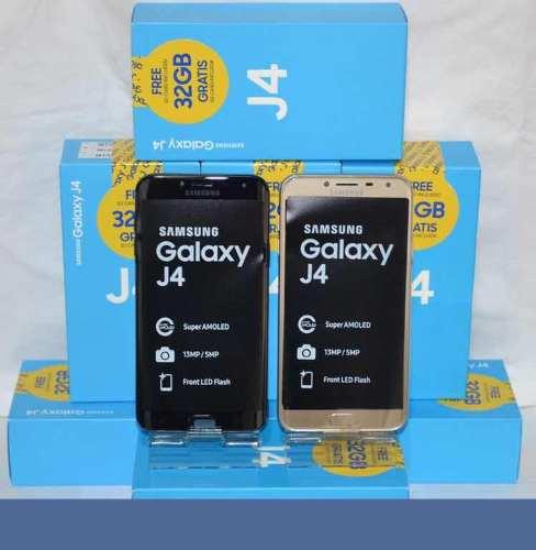 Samsung J4 16gb + 32gb. Somos Tienda Fisica