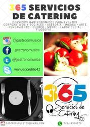 Servicios Gastronómicos para Eventos Corporativos y