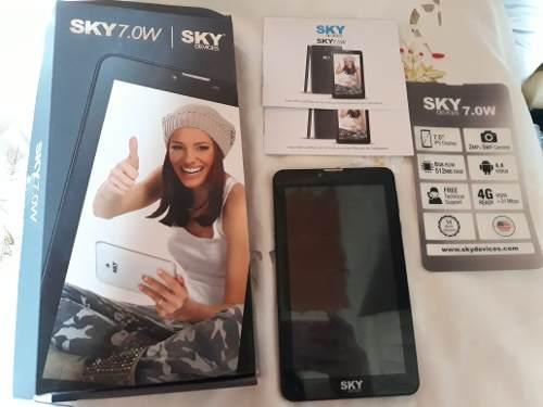 Tablet Telefono Celular Sky 7 Nueva Liberada Excelente Equi
