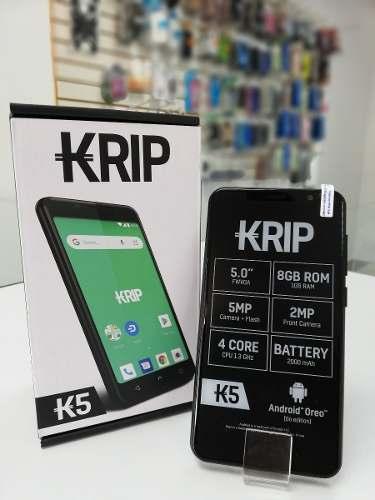 Telefono Android Krip K5 Dual Sim Nuevos Tienda Física