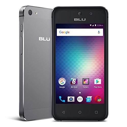 Telefono Blu Vivo 5 Mini Negro Dual Sim Liberado