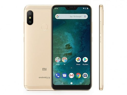 Xiaomi Mi A2 Lite 64gb 4gb Ram Huella 8 Nucleo Snapdragon