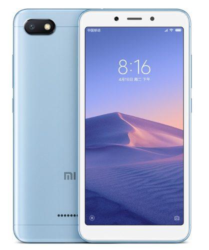 Xiaomi Redmi 6a 16gb 2gb Ram Pantalla 5.5 Dual Sim 4g Lte