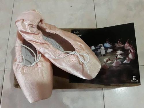 Zapatillas De Ballet Puntas Marca Fiorina