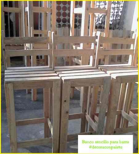 F brica de sillas bancos y taburetes de posot class - Bancos altos para barra ...