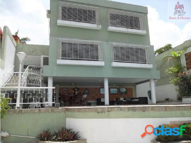 Casa en Venta El Parral Lz 18-8750