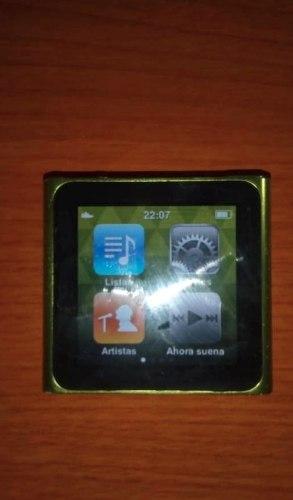 Ipod Nano 6ta Generación