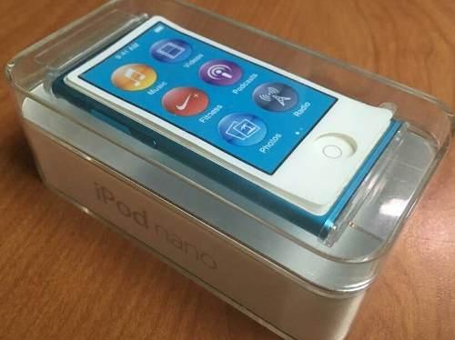 Ipod Nano 7ma Generación 16gb Apple Original
