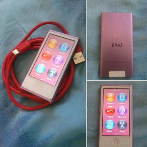 Ipod Nano 7ma Generacion 16 Gb