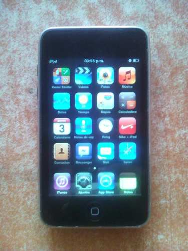 Ipod Touch 3era Generación De 8 Gb