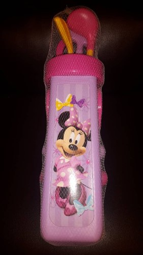 Juego De Golf Minnie Mouse