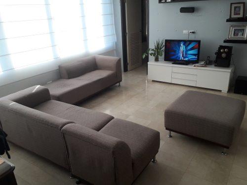 Juego De Sofa Modular 10 Puestos.
