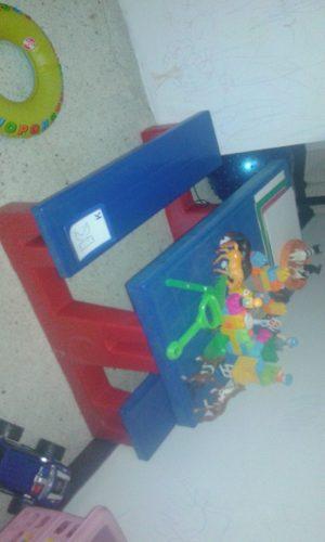 Mesa Plastica Para Niños