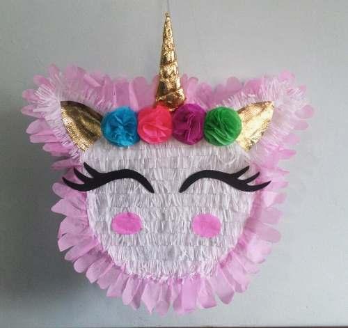 Piñata Piñatas De Unicornio Y Minnie