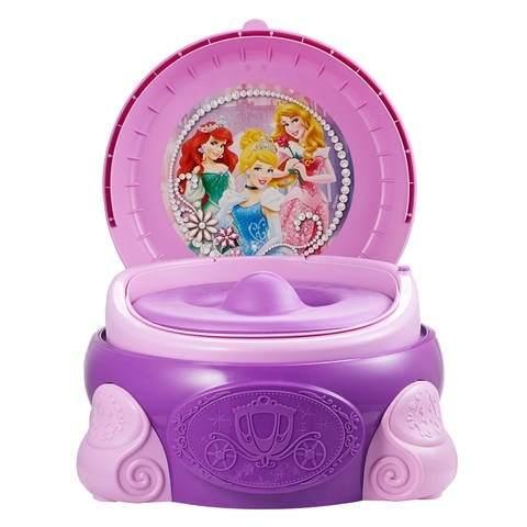 Poceta Vasenilla 3 En 1 Princesas Disney