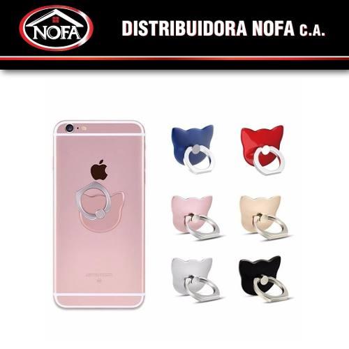 Popsockets Soporte De Anillo Para Telefono Selfie Gato