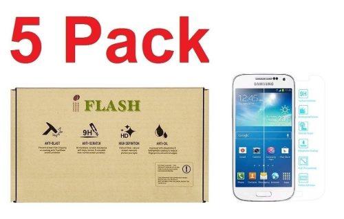 Protector Vidrio Templado De Celular Samsung Galaxy S4 Mini