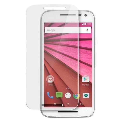 Vidrio Templado Motorola Moto G Cristal Tienda Bagc