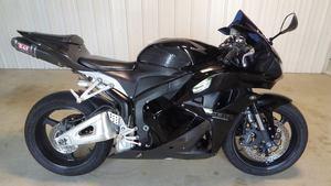 2011 Honda CBR 600RR!!