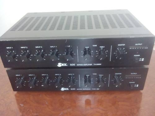 Amplificador Sky 500 Series / Ta 506m Y Ta 512m