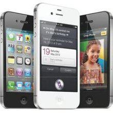 Apple iphone 4s 32GB, BlackBerry Bold Touch 9900, Samsung