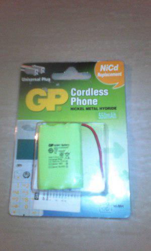 Batería Para Teléfono Inalámbrico Nimh 3.6