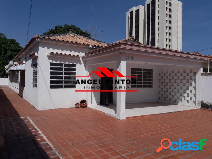 CASA COMERCIAL EN ALQUILER INDIO MARA MARACAIBO API 2716