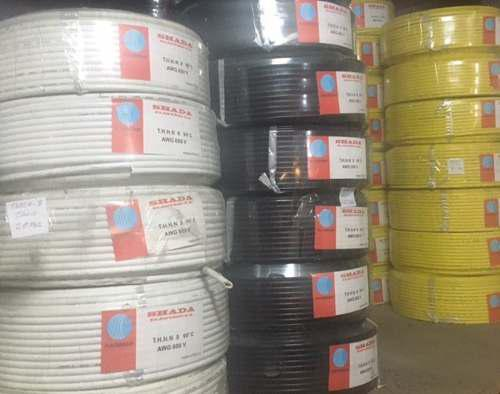 Cable 8 Thhn 600v Rollo (100 Metros)