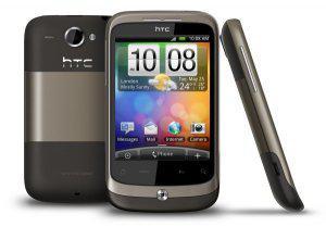 Cambio estos dos telefonos HTC Magic y HTC Wildfire por HTC