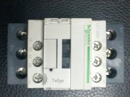 Contactores Sheneid General Electric 40, 35 Amp Bobina 220v