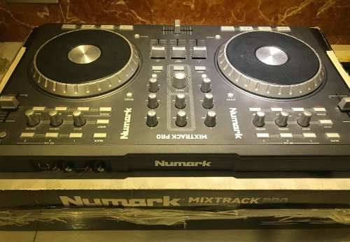 Controlador Numark Dj Mixtrack Pro Vendo O Cambio
