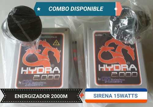 Energizador Cerco Eléctrico. Oferta Kit De Cerco Eléctrico