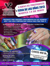 Feria de uñas en caracas