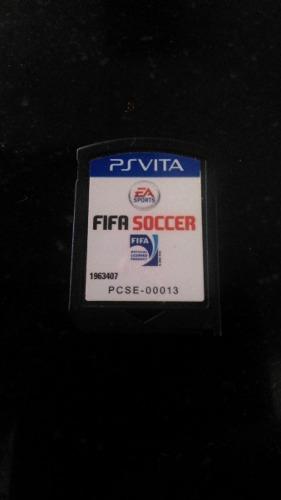 Fifa Soccer Ps Vita Original Poco Uso Cambio O Vendo